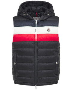 Timothe Quilted Nylon Down Vest