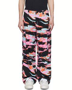 Zigzag Pants Beige