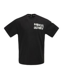 黑色花卉泳裤