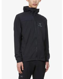 Squamish hooded shell jacket