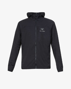 Squamish hooded shell jacket