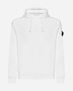 红色Bath Robe连帽大衣