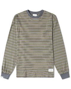 粉色&酒红色浸染印花泳裤