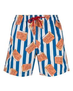 灰色Degrade Arrows套头衫