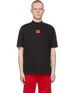 黑色Dabagari T恤