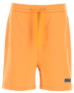 shorts with vltn patch