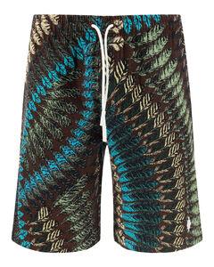 Dover棉质混纺裤装
