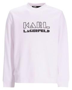 logo print swim shorts