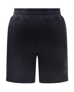 黑色&白色Hunting威尔士亲王格纹羊毛大衣