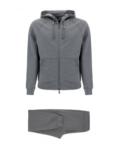 Camden single-breasted cotton overcoat