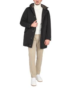 海军蓝Tube腰包长裤