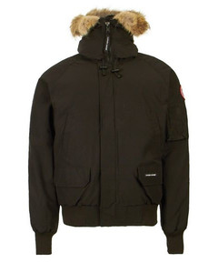 Chilliwack Bomber Jacket - Black