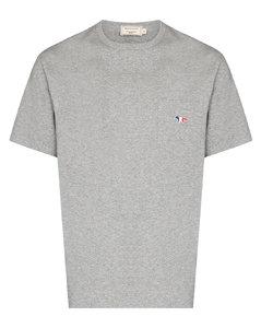 MAISON KITSUNE' T-shirts and Polos Grey