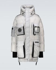 X-Ray Snow Mantra派克大衣