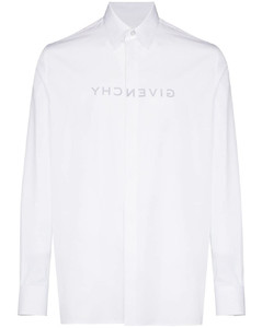 Thunder bolts print cotton sweatshirt