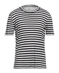 Tricolor fox-patch cotton shirt