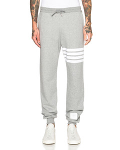 Cotton Sweatpants in Grey
