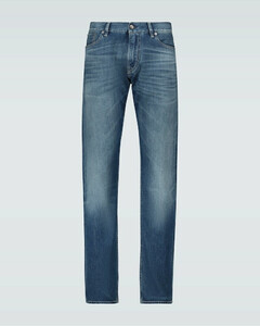 常规版型牛仔裤