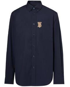 Monogram Poplin Shirt