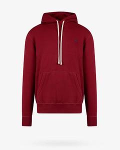 Wool Intarsia Crewneck Sweater