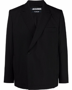 Checked quilted overshirt