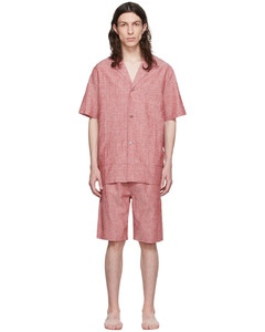 logo-patch feather-down puffer jacket