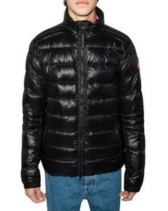 Crofton hooded padded jacket
