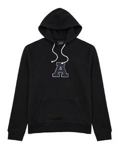 Classic represent sweatshirt in black cotton