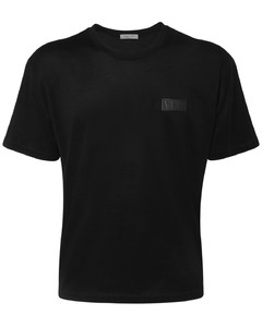 Vltn Patch Cotton T-shirt