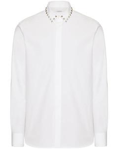 Bear Cotton Jersey Hoodie
