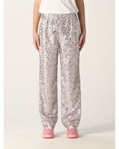 Carpenter reconstructed relaxed-fit denim shorts