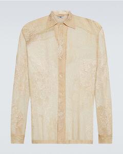 Royal blue Ami De Coeur boxy hoodie