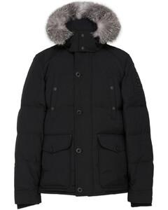 Round Island Jacket - Black/Frost
