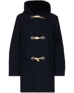 Edouard Duffle Coat - Dark Navy