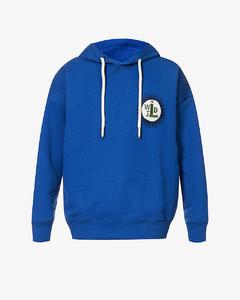 Sport Monogram Jacquard Pullover Sweater - Blush