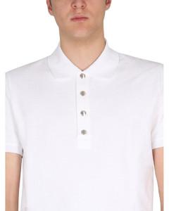 Lined black denim jacket