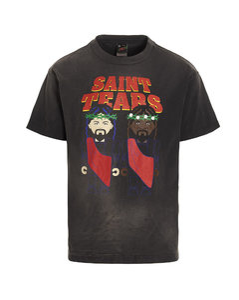 X Fragment Hiroshi Fujiwara Logo Patched Hooded Jacket