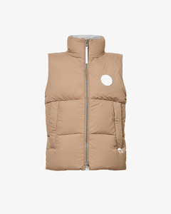 Everett quilted recycled-nylon gilet