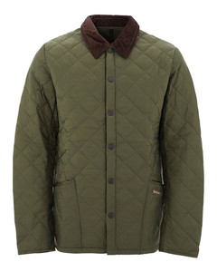 Liddesdale quilted nylon jacket