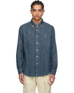 Finlay black overshirt
