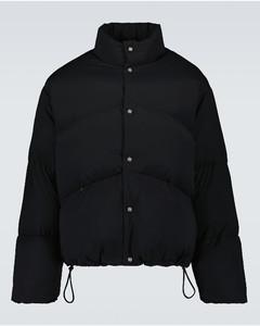 Check Pattern Wool Jacket