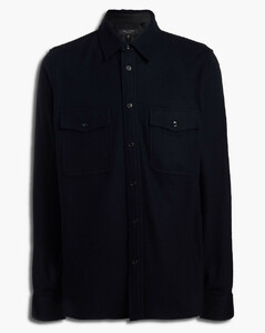 Fence denim jacket