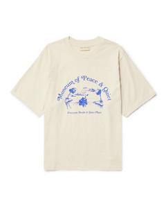 Floral Print Nylon Swim Shorts