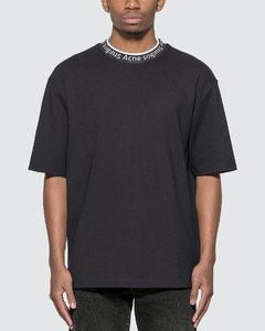 Logo Neck T-Shirt