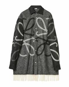 Anagram Blanket Coat