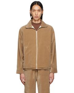 羊毛皮泰迪外套