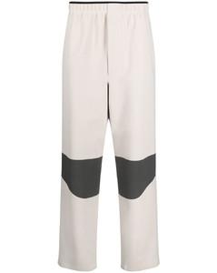 Padleigh brand-print wool-blend jacket