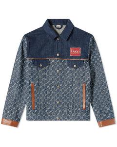 GG Denim Jacket