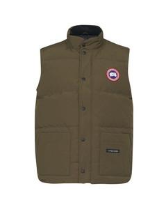 Freestyle sleevless jacket