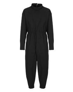 Belper knitted polo jumper